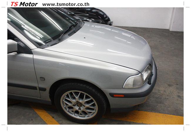 IMG 5448 อู่ทำสีรถ ผลงานซ่อมสีรถยนต์ VOLVO S40