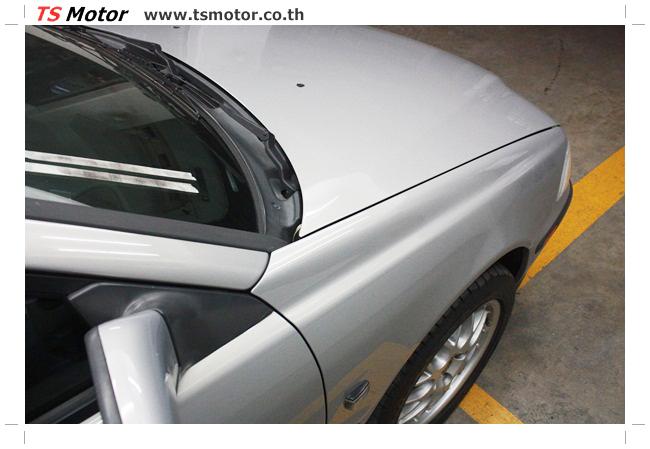 IMG 5449 อู่ทำสีรถ ผลงานซ่อมสีรถยนต์ VOLVO S40