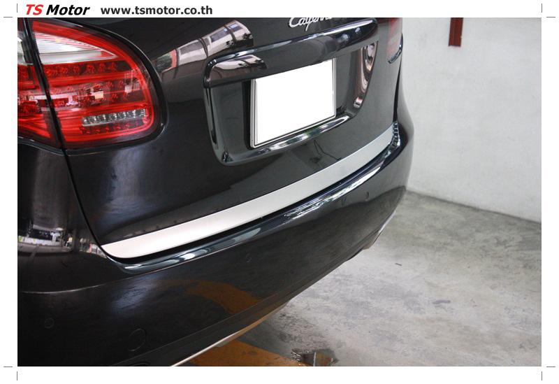 IMG 5722 งานซ่อมสี เปลี่ยนอะไหล่ PORSCHE CAYENNE สีดำ โดยอู่ซ่อมสีรถยนต์ TS MOTOR