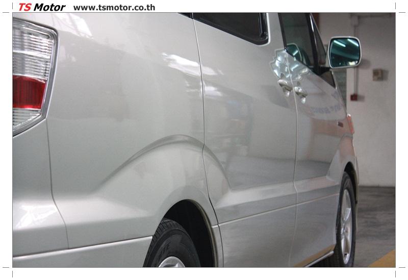 IMG 5754 อู่สี ผลงานซ่อมสี Toyota Alphard Hybrid สีบรอนซ์เทา  เนียนๆ จาก TS Motor