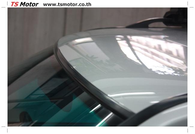 IMG 5974 งานเก็บสีใหม่รอบคัน Mercedes BENZ 230 TE VAN พ่นสีใหม่รอบคัน โดย อู่สีรถ TS Motor