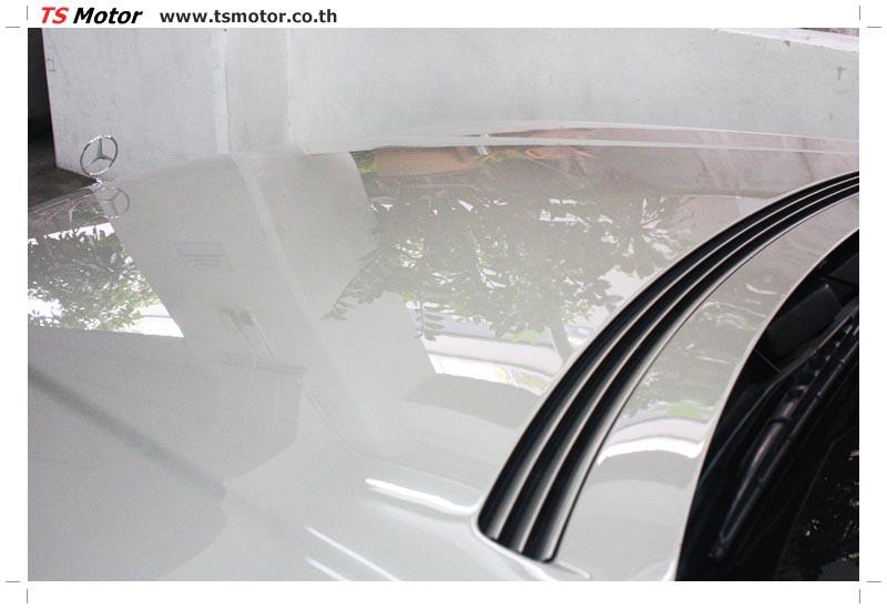 IMG 6357 เคลมประกัน พ่นสีรอบคัน Mercedes S CLASS จากลูกค้าเจ้าเก่า โดยอู่สีรถ ที เอส มอเตอร์