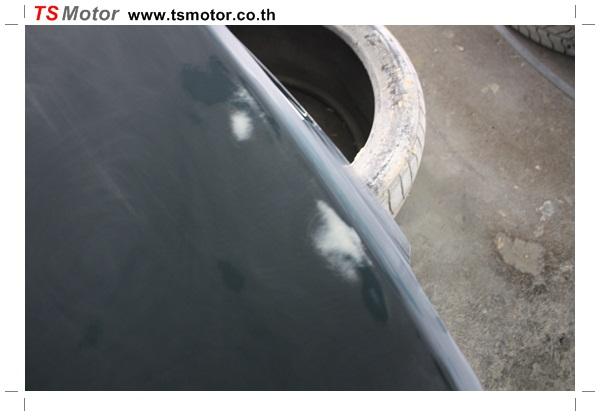 IMG 8993 BMW ซีรีย์ 5 ซ่อมสีกันชน และฝากระโปรงหน้า