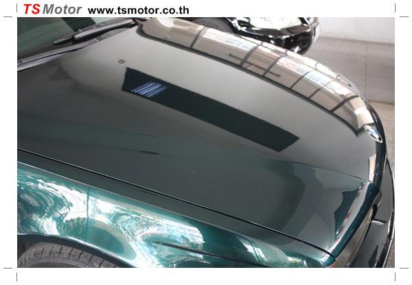 IMG 9533 BMW ซีรีย์ 5 ซ่อมสีกันชน และฝากระโปรงหน้า