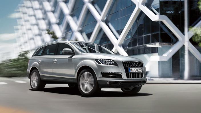 Audi Q7 3 Audi Q7