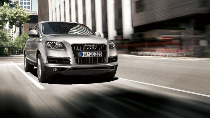Audi Q7 4 Audi Q7