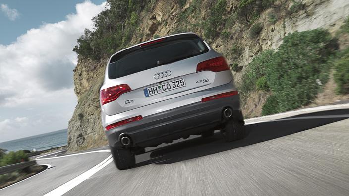 Audi Q7 5 Audi Q7
