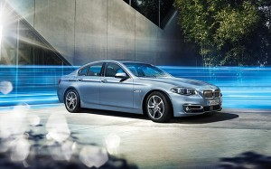 BMW ActiveHybrid 5-1