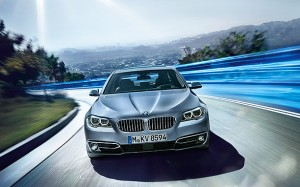 BMW ActiveHybrid 5-2