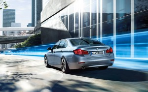 BMW ActiveHybrid 5-3