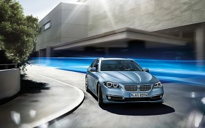 BMW ActiveHybrid 5-4