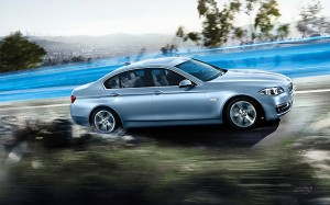 BMW ActiveHybrid 5-5