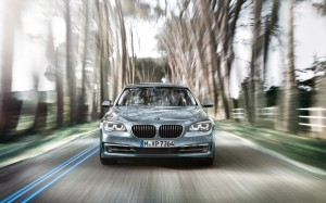 BMW ActiveHybrid 7 L-1