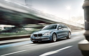 BMW ActiveHybrid 7 L-4