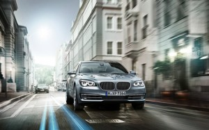 BMW ActiveHybrid 7 L-5