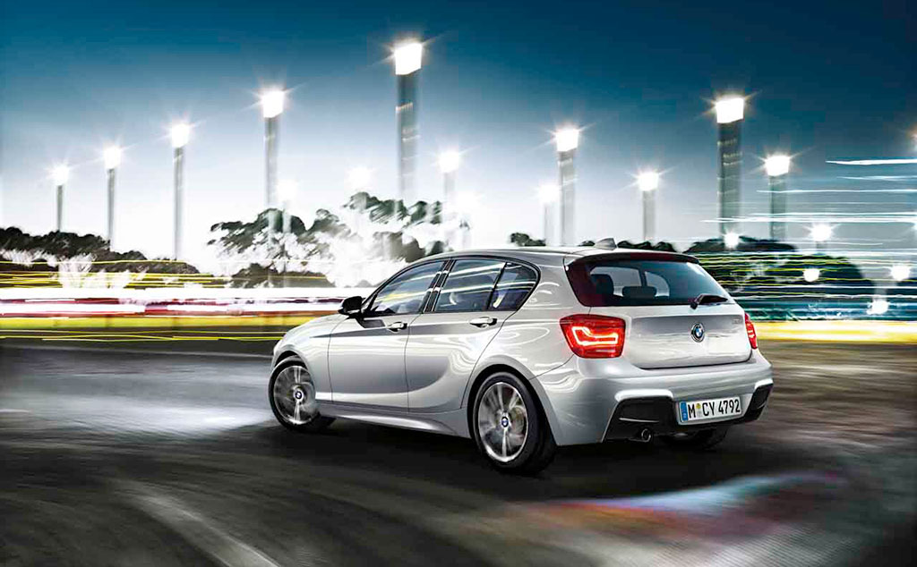 BMW Series 1 1 BMW Series 1