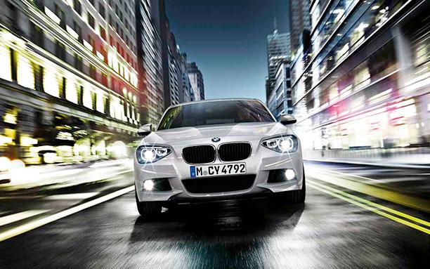 BMW Series 1 4 BMW Series 1