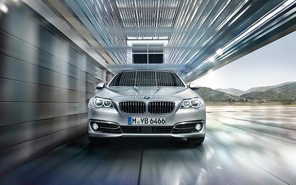BMW Series 5 1 รีวิว BMW Series 5