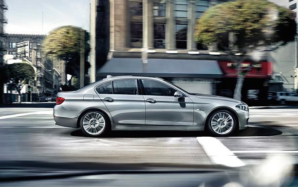BMW Series 5 2 รีวิว BMW Series 5