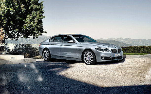 BMW Series 5 3 รีวิว BMW Series 5