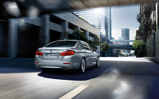 BMW Series 5 5 รีวิว BMW Series 5
