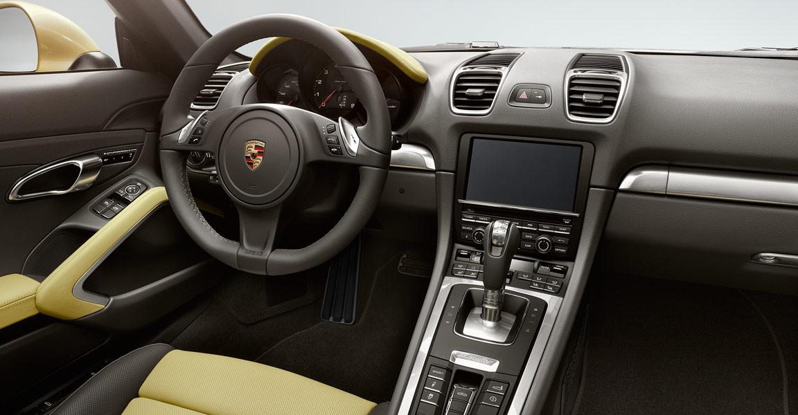 Porsche Boxster 4 Porsche Boxster